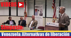 Videos Simposio Venezuela: Alternativas de liberación 238x127