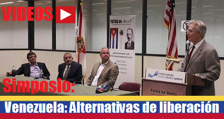 Videos Simposio Venezuela Alternativas Liberacion
