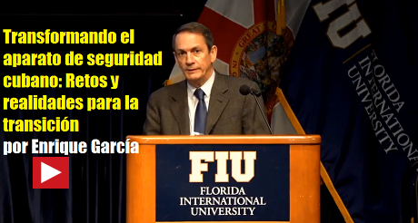 Enrique Garcia Justicia transicional Cuba FB