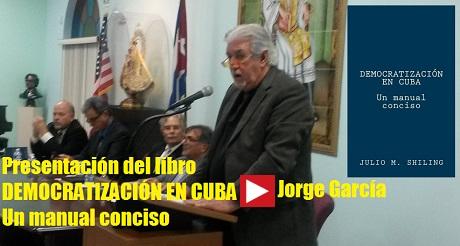 Libro Democratizacion en Cuba Angel Jorge Garcia FB