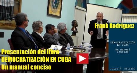 Libro Democratizacion en Cuba Frank Rodriguez FB