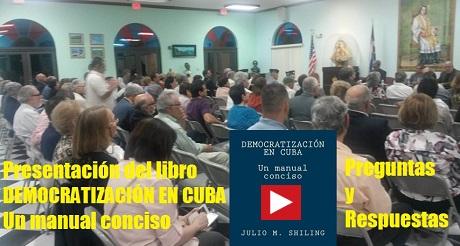Preguntas Presentacion Libro Democratizacion en Cuba FB
