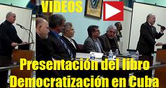 videos Presentacion del Libro Democratizacion Cuba 238x127