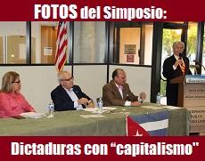fotos simposio dictaduras con capitalismo 1