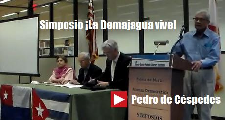 Pedro De Céspedes Simposio La Demajagua Vive Ponencia