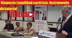 Videos Simposio Legalidad Castrista 238x127