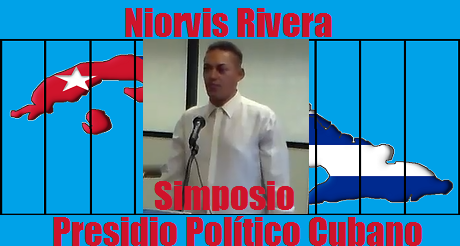 Niorvis Rivera Presidio Politico Cubano