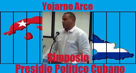Yojarne Arce Presidio Politico Cubano