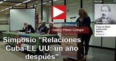 Nancy Perez Simposio Relaciones Cuba EEUU 238x127