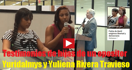 hijas de Niorvis Rivera