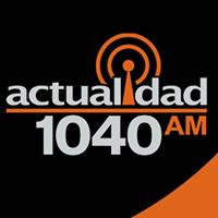 Actualidad Radio 1040 AM Logo