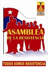 Asamblea Resistencia Cubana Logo