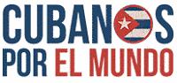 Cubanos Por El Mundo Logo