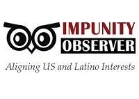 IMPUNITY OBSERVER Logo