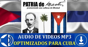 Patria De Marti Audio Optimizado Mp3 303x162
