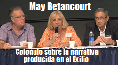 May Betancourt narrativa producida exilio