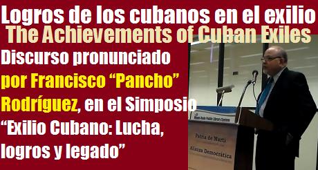 logros de los cubanos en el exilio
