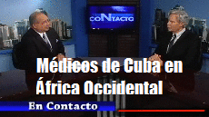 Medicos Cubanos Africa Occidental