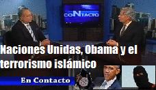 Naciones Unidas Obama Terrorismo