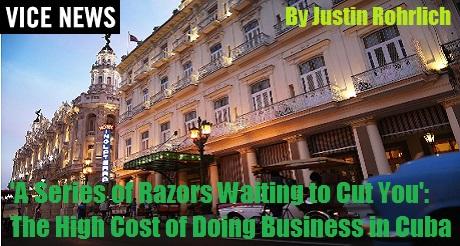 Razors Waiting To Cut You