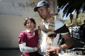 cubana llorando Ecuador