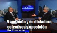 Venezuela Dictadura Colectivos Oposicion