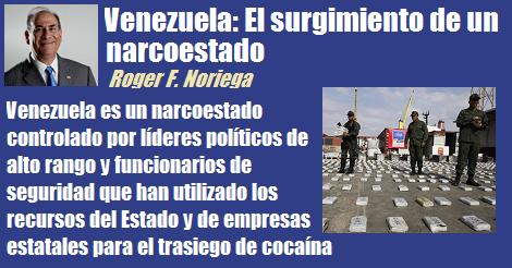 venezuela el surgimiento de un narcoestado