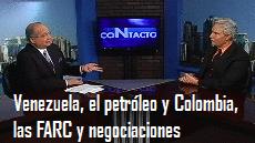 Venezuela Petroleo Colombia FARC Negociaciones