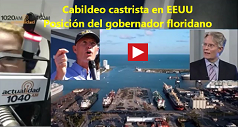 Cabildeo Castrista posicion gobernador floridano 238x127