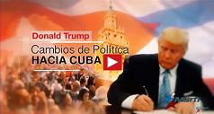 Entrevista sobre la Nueva Política de Trump hacia Cuba
