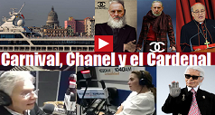 Carnival Chanel y el Cardenal Cuba Comunista 238x127