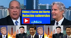 China Corea del Norte Relacion Subversiva 238x127