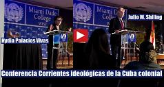 Conferencia Corrientes ideológicas de la Cuba colonial 238x127