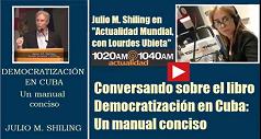 Conversando sobre libro democratizacion en Cuba 238x127
