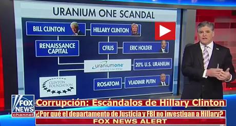 Corrupción de Clinton revelada por Brazile