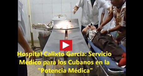 Cuba Hospitales Potencia Medica