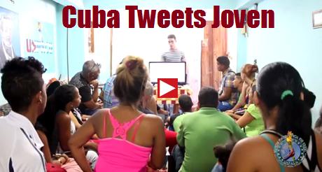 Cuba Tweets Joven