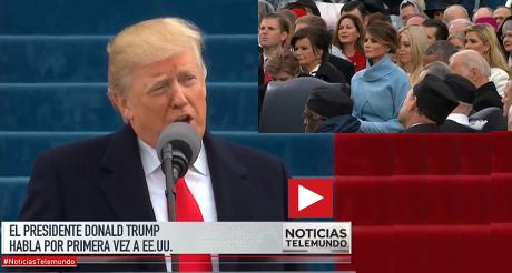 Discurso inaugural Trump