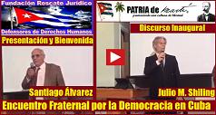 Encuentro Fraternal por la Democracia en Cuba 238x127