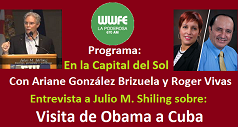Entrevista sobre visita de Obama a Cuba 238x127