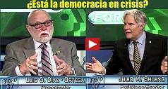 ¿Está la democracia en crisis?