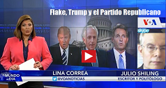 Flake, Trump y el Partido Republicano