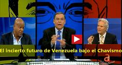 futuro de Venezuela bajo el Chavismo