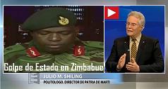 Golpe de Estado en Zimbabue