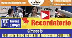 Hablando sobre Simposio marxismo cultural 238x127