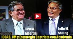 ICCAS, UM y Estrategia Castrista con Academia 238x127