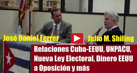 Julio M Shiling Jose D Ferrer Simposio UNPACU posicion FB