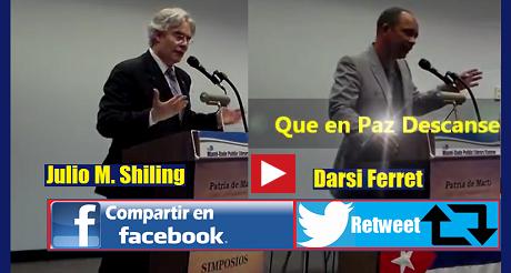 Julio M Shiling Simposio Racismo Sistemico En Cuba FB