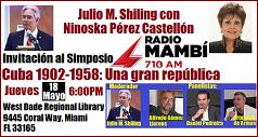 JulioM Shiling con Ninoska en Mambi 238x127