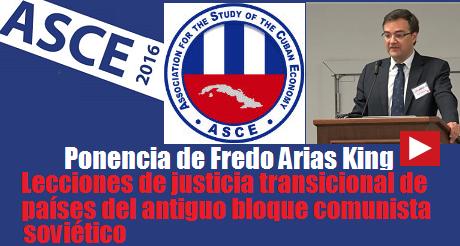 La Justicia transicional Fredo Arias FB